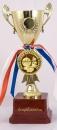 Кубок с медалью