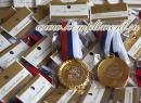 Медали выпускникам
