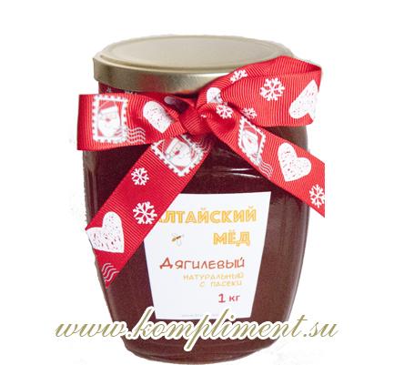 Дягилевый мед (алтайский, с пасеки)