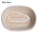 Форма из ротанга для расстойки теста, размер 24*17*07 см