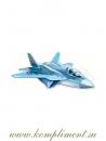 Самолет (плакат вырубной)