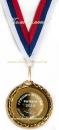 Медаль 45 мм на заказ (25 мм под гравировку)