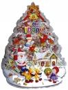 """Новогодняя гирлянда """"Елочка""""(блестки)"""