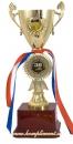 Кубок чаша  (вкладыш 25 мм, надпись - на заказ)