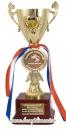 Кубок чаша (вкладыши 35 мм и 40*20 мм)