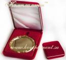 Футляр для медали (красный, размер 75 мм*100 мм)