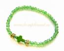 Браслет зеленый