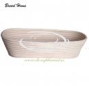 Форма из ротанга для расстойки теста, размер 35*14,5*7 см