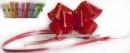 Бантик для упаковки подарка (цвет на выбор, ширина 3 см),