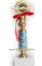 Кубок (узкая ножка голубого цвета)