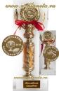 Кубок Выпускник начальной школы (на узкой ножке желтого цвета)