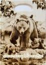 """Доска разделочная """"Медведи"""""""