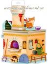 Печка (плакат вырубной)